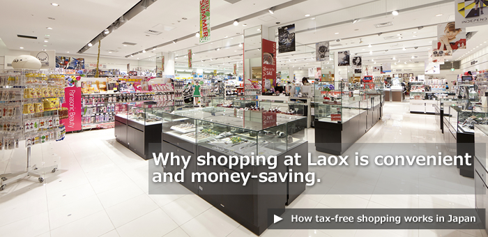 How tax-free shopping works in Japan