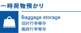 Baggage storage