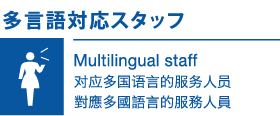 Multilingual staff