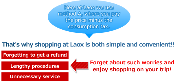 How tax-free shopping works