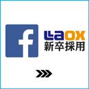 laox新卒採用facebook